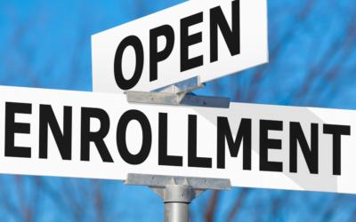 Open Enrollment: Looking Backward to Plan Forward